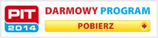 PIT 2014 - DARMOWY PROGRAM - POBIERZ
