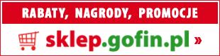 Sklep internetowy - www.sklep.gofin.pl - Wydawnictwo Podatkowe GOFIN